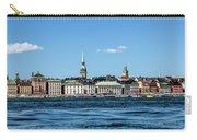 Stockholm From Lake Malaren Carry-all Pouch