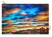 Stockholm In Bold Colors Carry-all Pouch