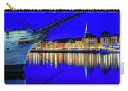 Stockholm Old City Blue Hour Serenity Carry-all Pouch