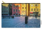 Stockholm Stortorget Square Carry-all Pouch