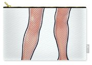 Stocking Legs Pop Art Carry-all Pouch