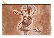 Stockings And Stilettos  Carry-all Pouch