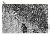 Stone And Lace Carry-all Pouch