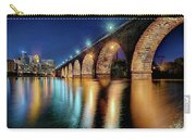 Stone Arch Bridge Carry-all Pouch