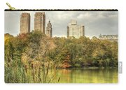 stone bridge in Central Park Carry-all Pouch