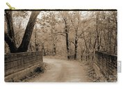 Stone Bridge On Cave Hill Road Carry-all Pouch
