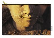 Stone Carving Carry-all Pouch