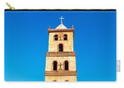 Stone Church Bell Tower Carry-all Pouch