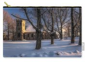 Stone Church In Oil Carry-all Pouch
