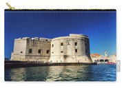 Stone Fortress In Dubrvnik King's Landing Carry-all Pouch