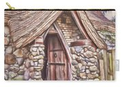 Stone House In Skagit County Carry-all Pouch