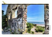 Stone House Sea Side Carry-all Pouch