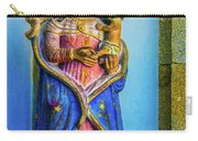 Stone Madonna Carry-all Pouch