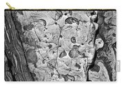 Stone Patterns Rock Map Carry-all Pouch