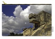 Stone Sky And Clouds Carry-all Pouch