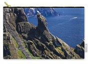 Stone Stairway, Skellig Michael Carry-all Pouch