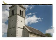 Stone Tile Roof Of The Church Of The Holy Cross In Tomaj Parish  Carry-all Pouch