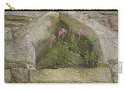 Stone Wall Determination Carry-all Pouch