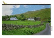 Stone Wall Lake District - P4a16012 Carry-all Pouch