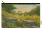 Stone Wall On The Hudson Carry-all Pouch