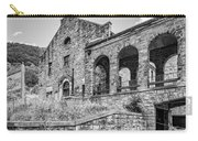 Stonehaven Monochrome  Carry-all Pouch