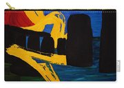 Stonehenge Abstract Evolution1 Carry-all Pouch