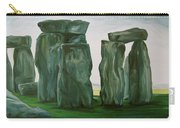 Stonehenge In Spring 2 Carry-all Pouch
