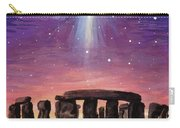 Stonehenge Ufo Carry-all Pouch