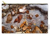 Stones And Ice Carry-all Pouch