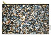 Stones On South Beach In Arklow Ireland Carry-all Pouch