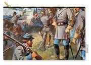 Stonewall Jackson, 1861 Carry-all Pouch by Granger
