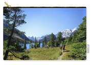 Stoney Indian Pass Trail Around Cosley Lake - Glacier National Park Carry-all Pouch