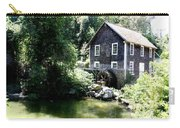 Stony Brook Gristmill And Museum Carry-all Pouch
