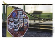 Stop Sign Ala New Orleans, Louisiana Carry-all Pouch