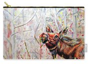 Stop To Smell The Weeds Carry-all Pouch