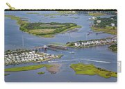 Stopping Traffic Topsail Island Carry-all Pouch