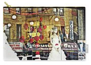 Store Front Wedding Carry-all Pouch