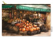 Store - Hoboken Nj - The Fruit Market Carry-all Pouch