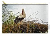 Stork Nest Carry-all Pouch