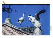 Storks Of Segovia Carry-all Pouch