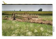 Storm Across The Prairie Carry-all Pouch