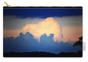 Storm Approaching Painting Carry-all Pouch