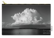 Storm Cloud On The Horizon Carry-all Pouch