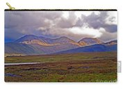 Storm Clouds Ahead In Connemara Carry-all Pouch