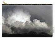 Storm Clouds Are Brewin' Carry-all Pouch