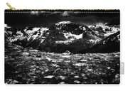 Storm Clouds Gathering In The Rockies Carry-all Pouch