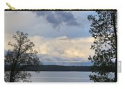 Storm Clouds Over Kentucky Lake Carry-all Pouch