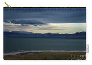 Storm Clouds Over Mono Lake Carry-all Pouch