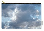 Storm Clouds Passing Carry-all Pouch