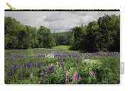 Storm In The Lupine Carry-all Pouch